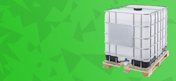 QB Packaging - Bergamo - Cisterne e Cisternette IBC